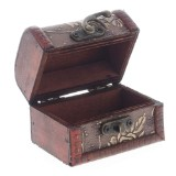 Small Wooden Jewelery Box (Assorted Styles) - 2