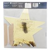 Paquet  de 16 étoiles scintillantes - 1