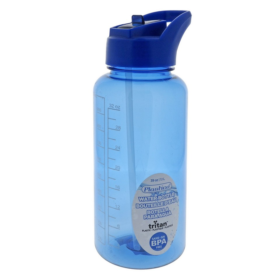 Large Water Bottle (Assorted colours)