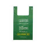 Small Bilingual Dollarama Eco Bag - 0