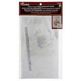 3PK Clear Cellophane Bags - 0