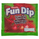 7 Lik-M-Aid Fun Dip candies - 1