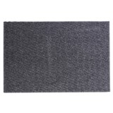Rectangular Stripped Floor Mat (Assorted colours) - 0