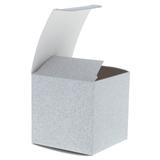 6PK Wedding Embedded Glitter Favour Box - 2