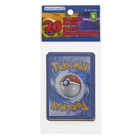 30PK POKEMON Trading Cards