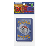 POKEMON Trading Cards 20PK - 0