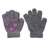 2Pk Knit Gloves - youth - 0