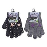 2Pk Knit Gloves - youth - 3