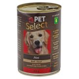 Dog Food Pate with Beef - 400g - 0