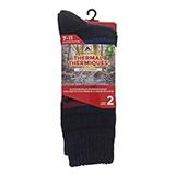 2PK of Thermal Outdoor Socks for Men - 0