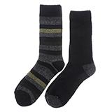 2PK of Thermal Outdoor Socks for Men - 2