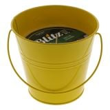 Citronella Candle In Tin Bucket With Handle - 0