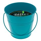 Citronella Candle In Tin Bucket With Handle - 1