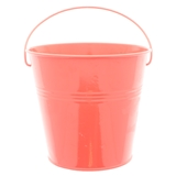 Citronella Candle In Tin Bucket With Handle - 3