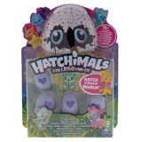 Paq. De 4 Hatchimals oeufs de collection - 0