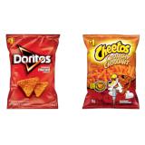 CHEETOS and DORITOS chips - 1