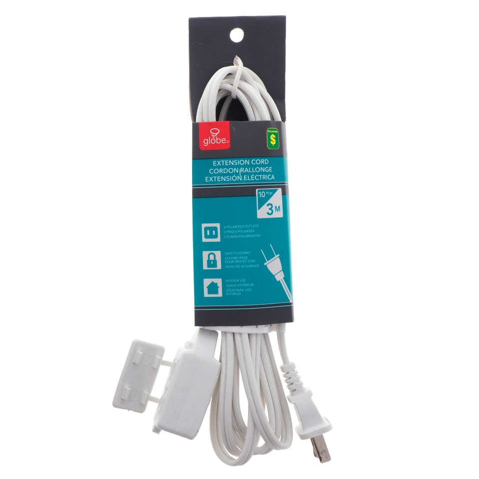 Extension Cord (Assorted Colours)