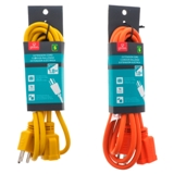 Extension Cord (Assorted Colours) - 1
