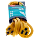 Extension Cord (Assorted Colours) - 2