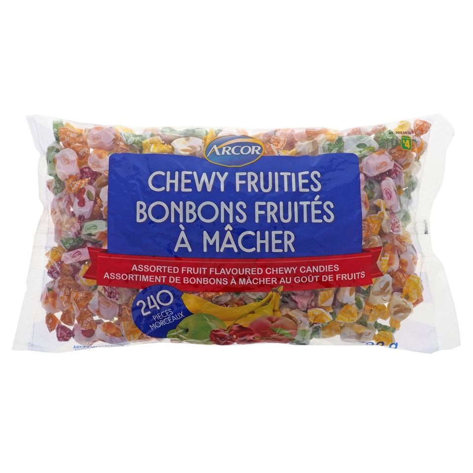 Chewy Fruities