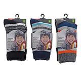 Paq. de 2 paires de chaussettes pour garçons - 1