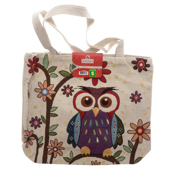 Reusable Fabric Bag (Assorted Designs)