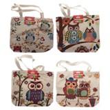 Reusable Fabric Bag (Assorted Designs) - 1