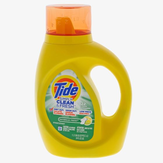 Tide Simply Clean &Fresh Laundry Detergent