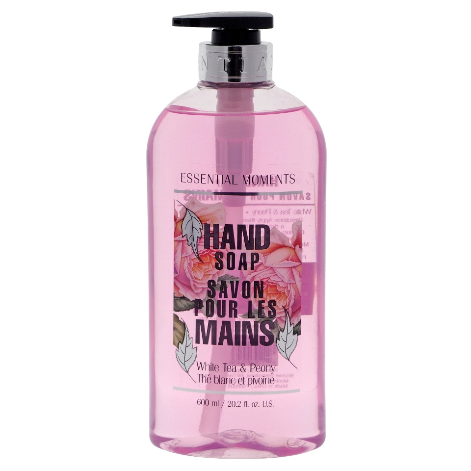 Savon à mains liquide Essential Moments 20.2 oz
