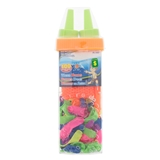 100Pk Water Balloons W/ Net Bag In A Container - 0