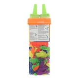 100Pk Water Balloons W/ Net Bag In A Container - 1