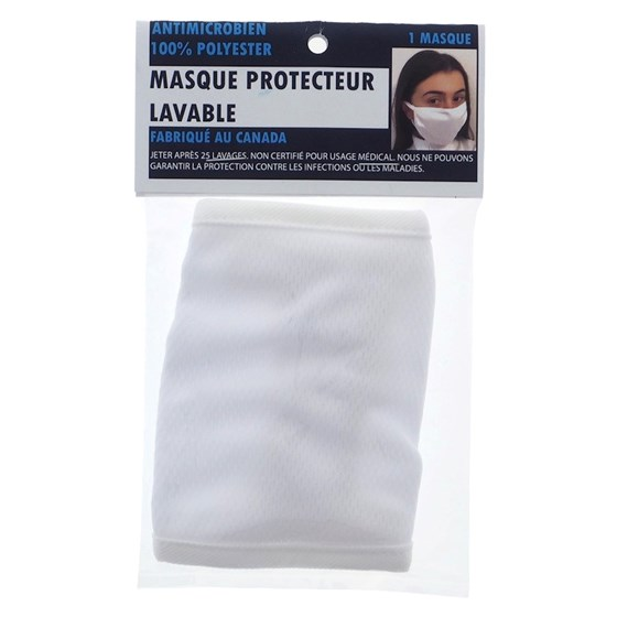Masque Lavable Anti Microbes