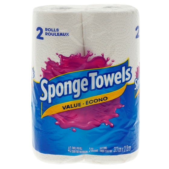 Econo Paper Towels 2PK of 40