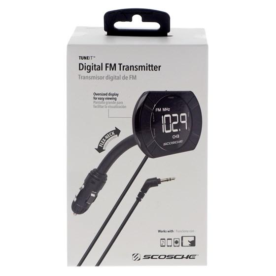 Scosche Digital FM Transmitter