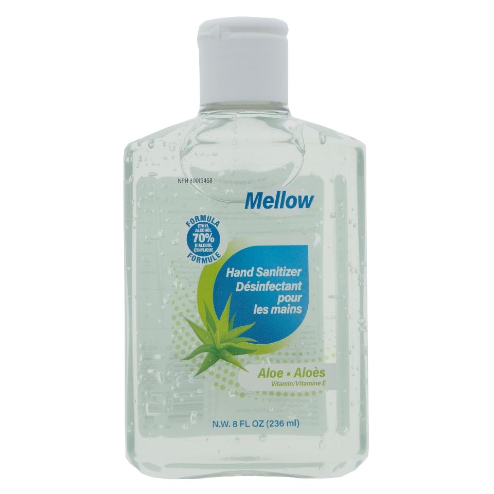 Désinfectant pour les mains Mellow - 236 ml