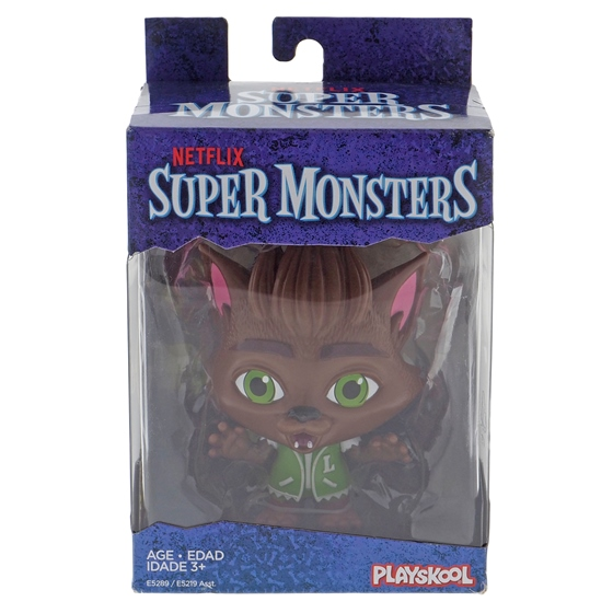 Figurines Assorties de Collection Super Monsters