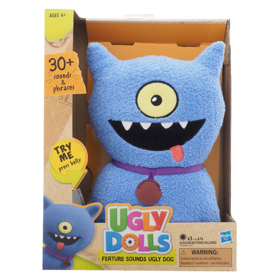 Ugly Dolls Plush Toy Assorted Styles
