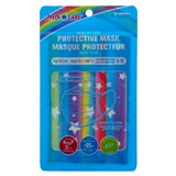 Disposable Kids Rainbow Protective Masks - 2
