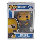 FUNKO-Pop Fortnite Raptor Figure - 0
