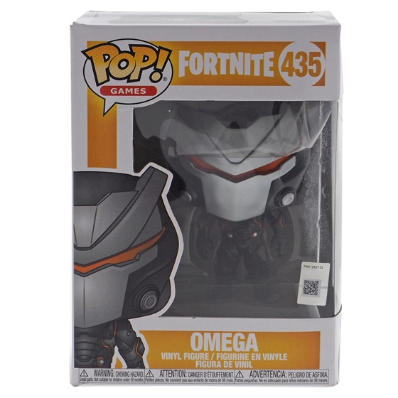 FUNKO-Pop Fortnite Omega Figure