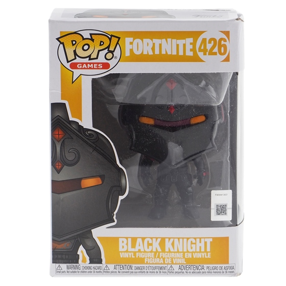 FUNKO-Pop Fortnite Black Knight Figure