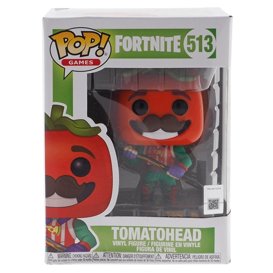 FUNKO-Pop Fortnite Tomato Head Figure