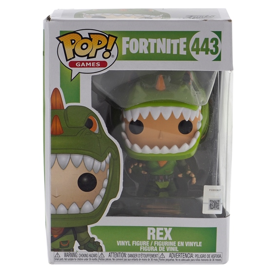 FUNKO-Pop figurine Rex de Fortnite