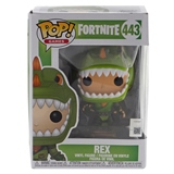 FUNKO-Pop figurine Rex de Fortnite - 0
