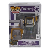 FUNKO-Pop figurine DJ Yonder de Fortnite - 0