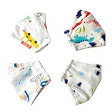 Kid's Cotton Protective Mask - Assorted designs - Case of 24 - 2