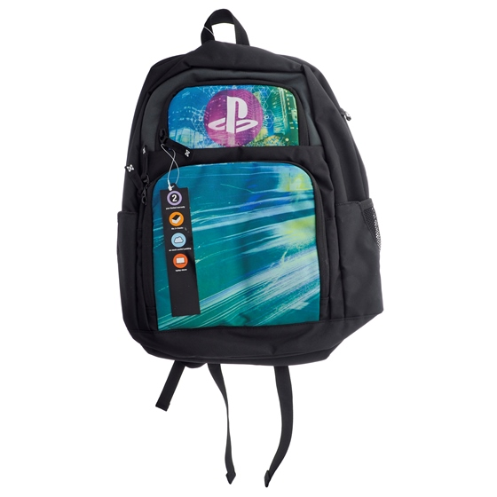 Playstation Black backpack with Logo