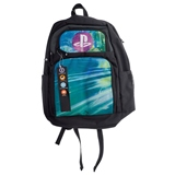 Playstation Black backpack with Logo - 0