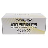 Rem-Fit 100series Stomach Sleeper Pillow - 1