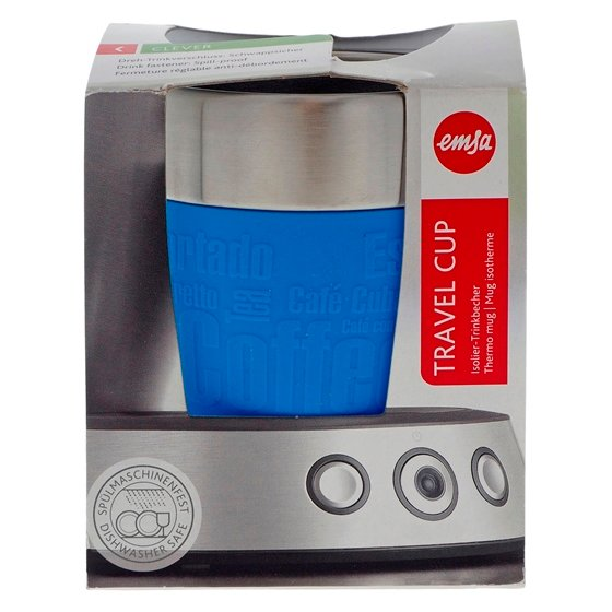 Esma Blue Travel Thermo Cup - 6.8 oz